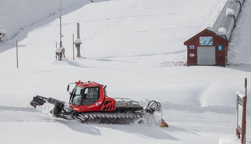 Cauterets: primera de los Pirineos en llegar al metro de nieve