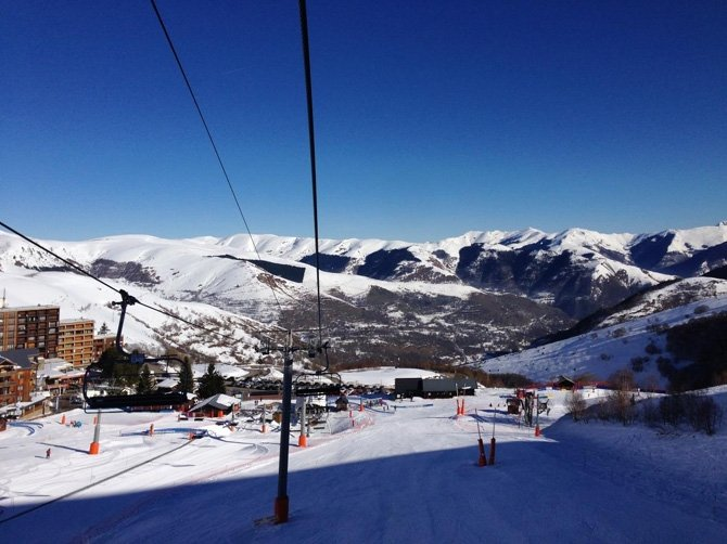 Pirineos franceses: Inmaculada 2013