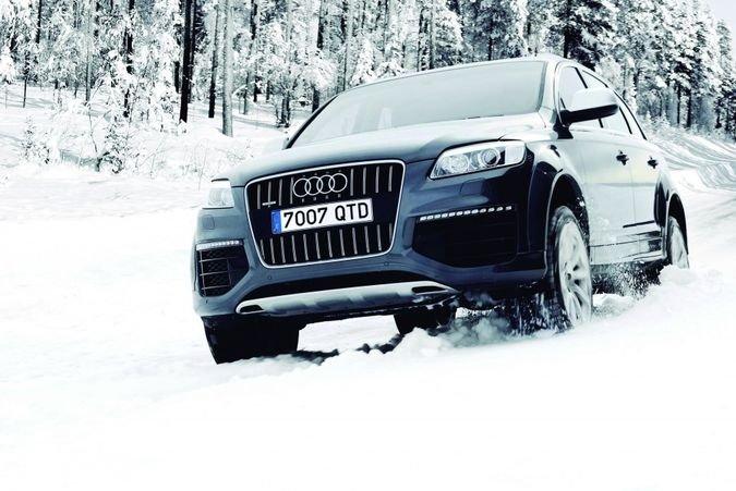 Arranca el Audi Winter Driving de La Molina