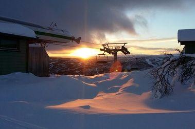 FIS en Geilo, Noruega