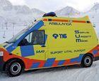 Grave accidente de un esquiador en el sector Grau Roig de Grandvalira