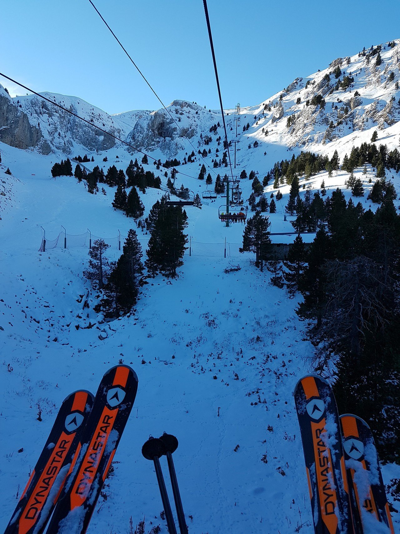 Alp 2500 (Masella+La Molina) 8/12/2016