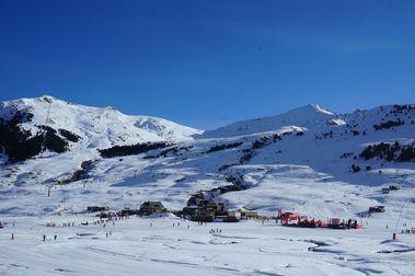 Baqueira Beret acogió a 50.000 esquiadores durante el Puente de la Inmaculada