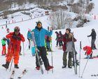 Puente de la Inmaculada de gastro-esquí en Gourette