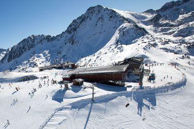 La estación de esquí de Grandvalira es doblemente segura contra el COVID-19