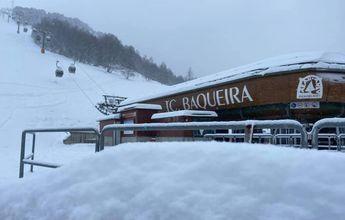 Baqueira Beret aplaza su apertura de temporada de esquí