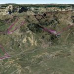Vista Google Earth Formigal Temporada 2020/21