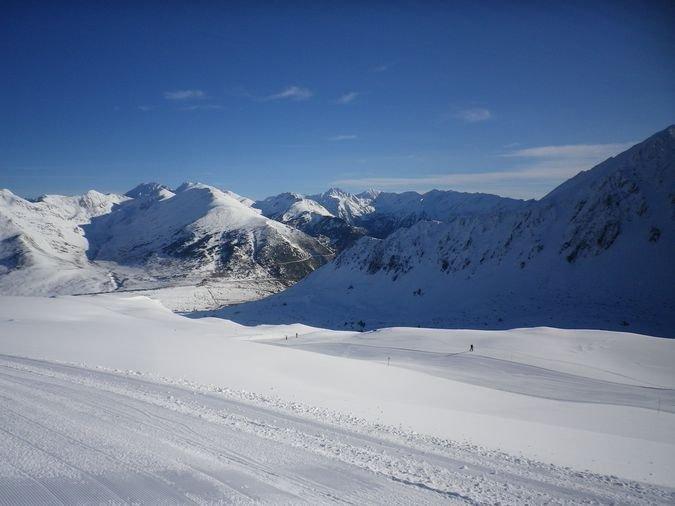 Pistas Ski Abiertas de 17 Pistas Abiertas a