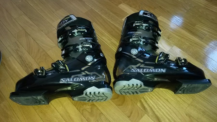 Salomon Botas Mission Rs Vendo 8vendidas 4jL5Aq3R