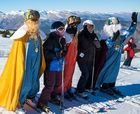 La Molina triplica sus visitantes en estas navidades