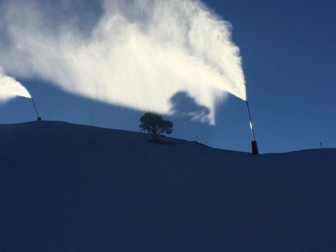 Nieve Mágica