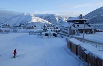 Valgrande-Pajares tendra su cinta montada el próximo 10 de febrero