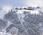 Baqueira ya supera los 100 kilómetros de pistas gracias a las últimas nevadas
