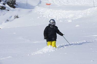 La nieve y el frío permiten a Grandvalira ampliar hasta los 170 km esquiables