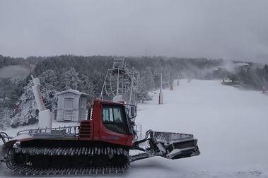 Valdelinares vuelve a abrir para esquiar este fin de semana