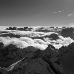 Black & White Dolomiti 2014.