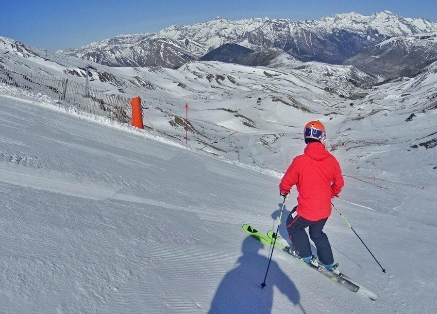 Buscando el esquí perfecto