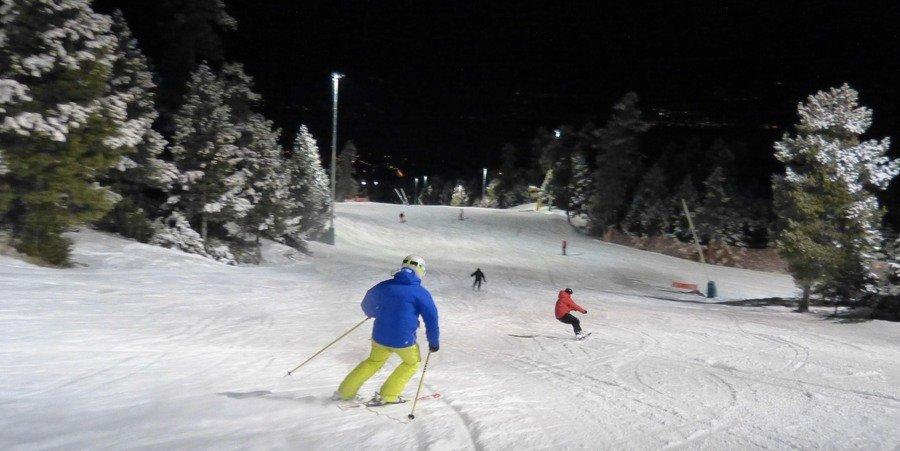 6 consejos para esquiar de noche
