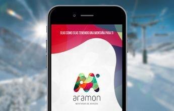 La App de Aramón se situa en el top-10 descargas de deportes