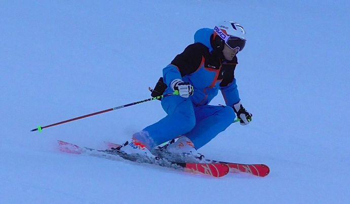 Errores comunes del esquiador avanzado: el esquiador 'robótico'