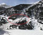 Un alud cierra el cremallera de acceso a las pistas de esquí de Vall de Núria