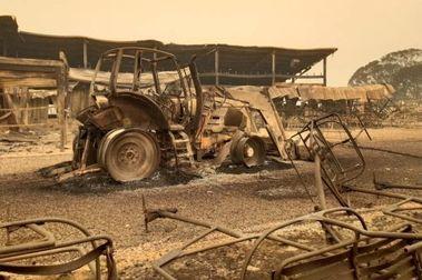 Selwyn Snowfield no podrá abrir en 2020 por los incendios de Australia