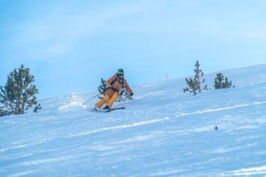 Grandvalira apuesta por el freeride y la seguridad en montaña