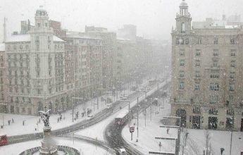 Se acaba el buen tiempo: vuelve la nieve y las bajas temperaturas