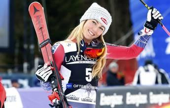 Mikaela Shiffrin gana su segunda Copa del Mundo consecutiva
