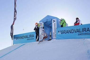 Los corredores podrán alcanzar los 120km/h en la Pista Avet de Grandvalira