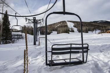 Cuchara Mountain Park pone en marcha un telesilla parado desde hace 20 años
