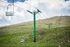 Telesillas oxidados y «estaciones fantasma» en los Pirineos