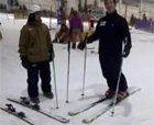 Progresión técnica aprender esquiar VIDEO
