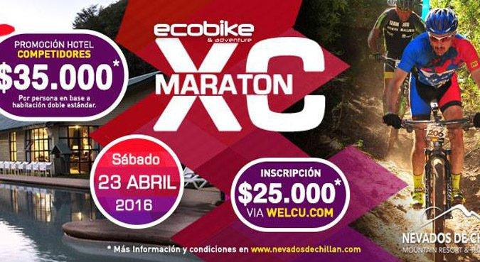 No te pierdas XC Maratón en Nevados de Chillán