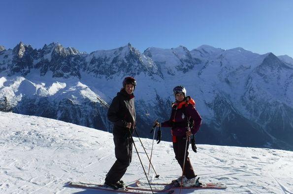 """Una semana en Grand Massif con un par de """"extra balls"""""""