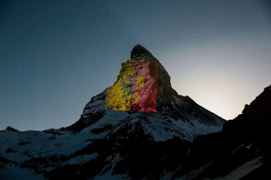 Banderas Matterhorn