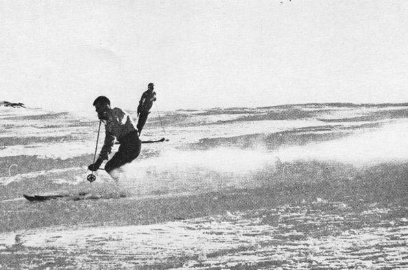 Esquí en España 1.964