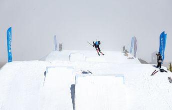 Resultados de los Campeonatos de España Slopestyle snowboard y freeski