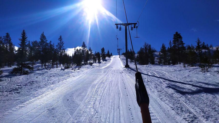 Esquiando en Stöten | Suecia