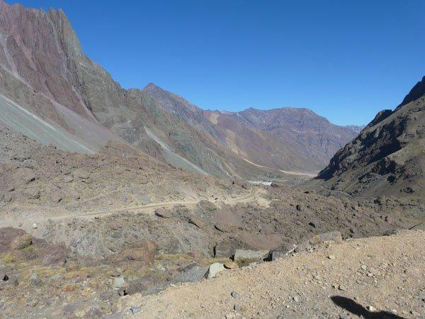 Camino al Cajón Arenas