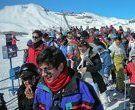 Visitas a Centros de Ski Crecerán Más de 15%