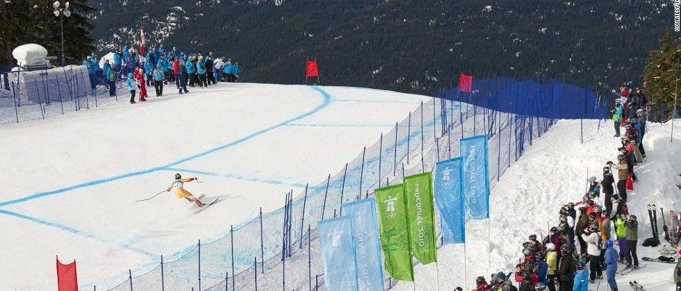 Pistas míticas - Dave Murray Downhill (Whistler-Blackcomb)