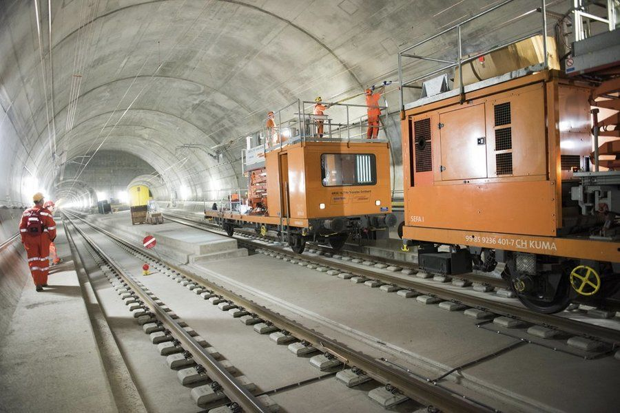 Túnel de Ssan Gotardo