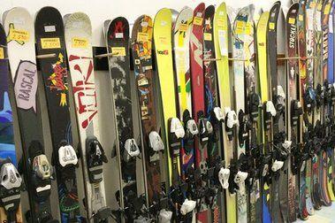 Elegir los skis adecuados