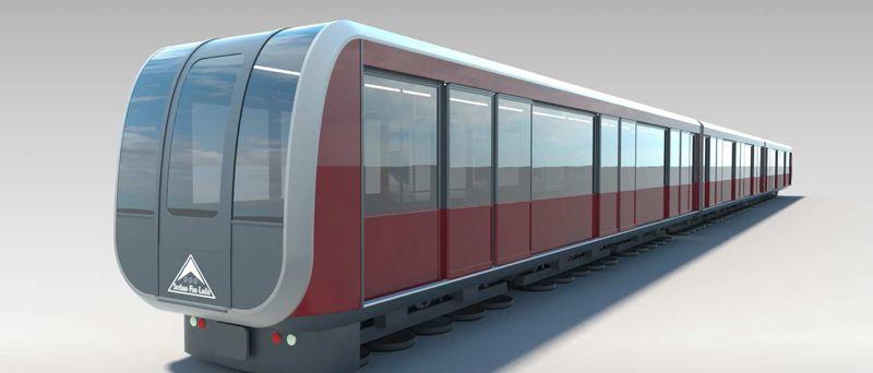 El metro de Serfaus cierra para ser renovado