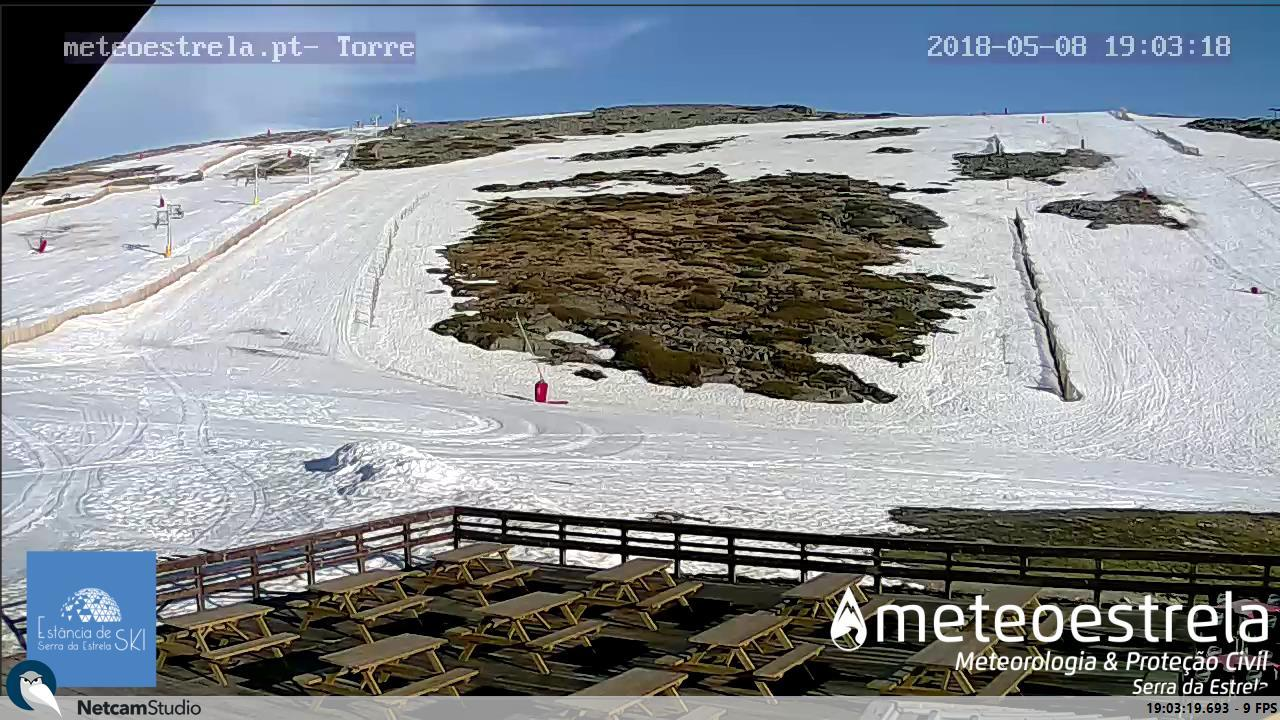 Webcam de Serra da Estrela