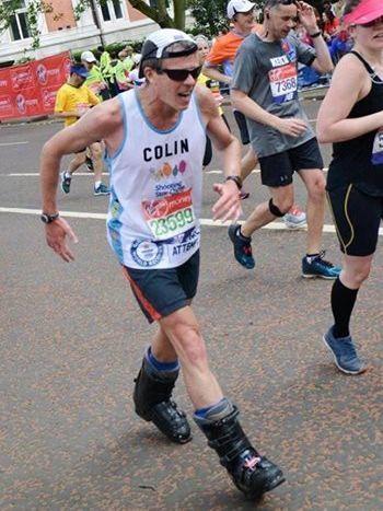 Colin Haylock