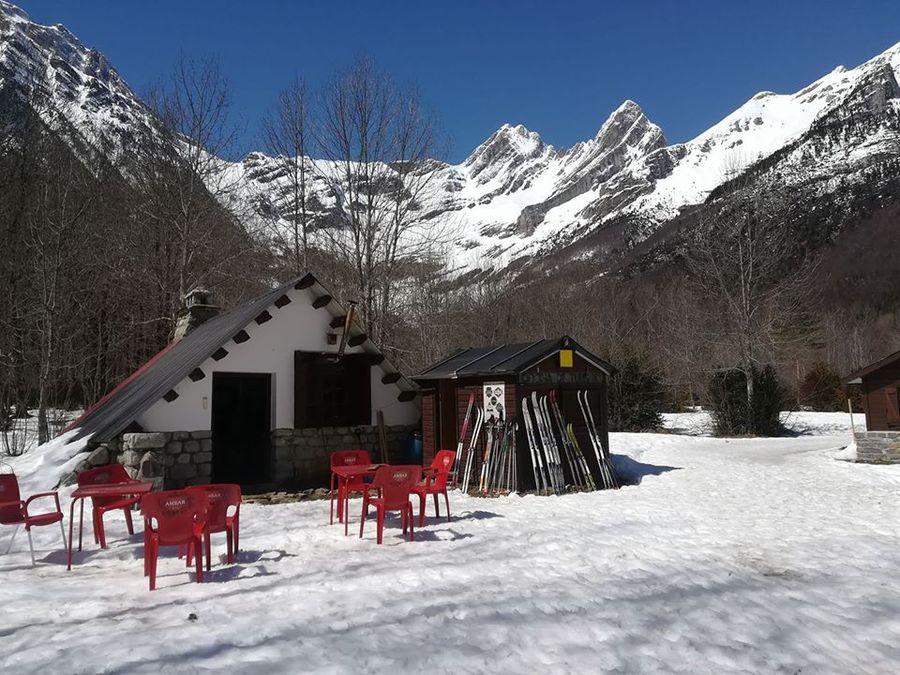 Centro de esquí nórdico La Pineta
