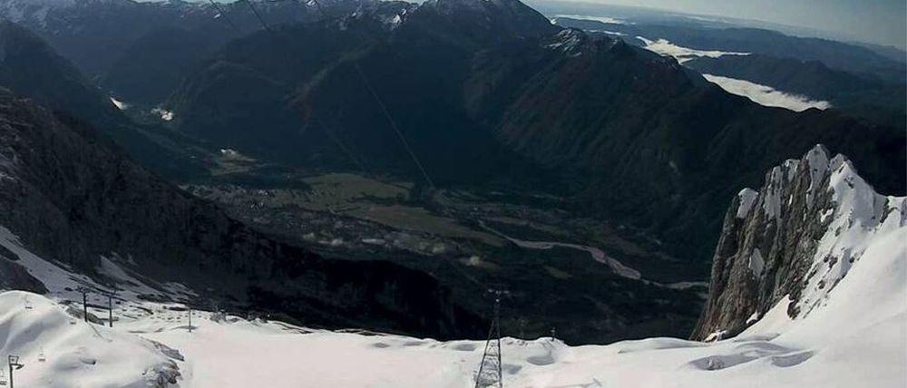 Kanin vuelve a abrir su temporada de esquí en Eslovenia