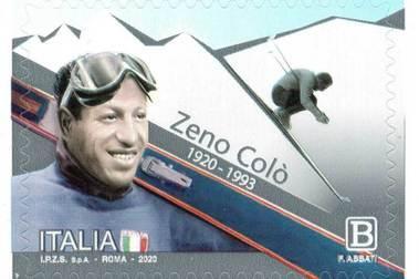 Recordando a Zeno Colò, inventor de la posición de huevo
